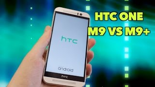 HTC One M9 Vs One M9+