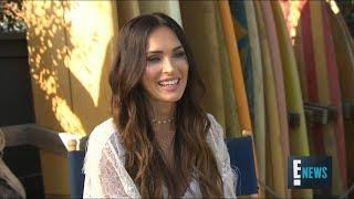 Megan Fox on Balancing Motherhood & Career | E News Interview