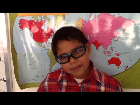 JV 5TH GRADE: Global issues project/ Proyecto Problemas Globales