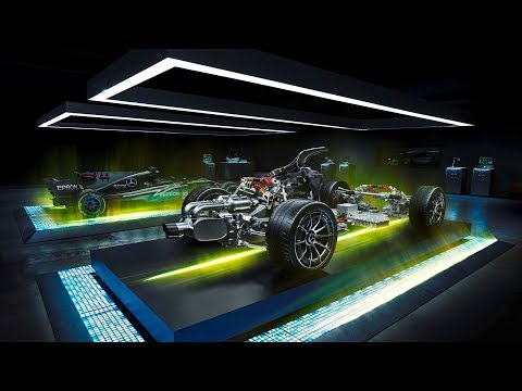 Explained - The Mighty Mercedes-AMG Project ONE