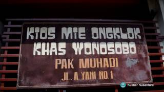 Kuliner Wonosobo : Mie Ongklong Pak Muhadi