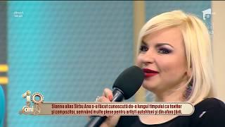 """Sianna a lansat melodia """"Păcatul meu"""" și a cântat-o la Neatza!"""