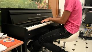 Clocks piano cover - Coldplay  - (as played live by Chris Martin)