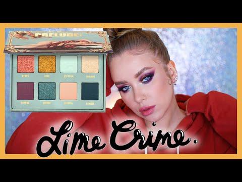 LIME CRIME Prelude Chroma photo
