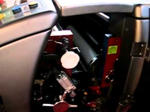autoprint ptp 7000 sürekli form baskı makinası