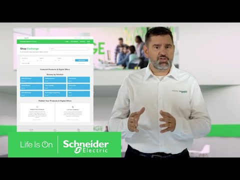 Why +65,000 Users Chose Schneider Electric Exchange to Grow Their Business | Schneider Electric
