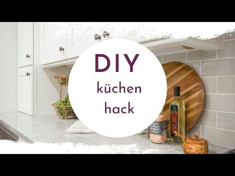 ✨Genialer Küchen Hack - praktisch, schnell und einfach✨