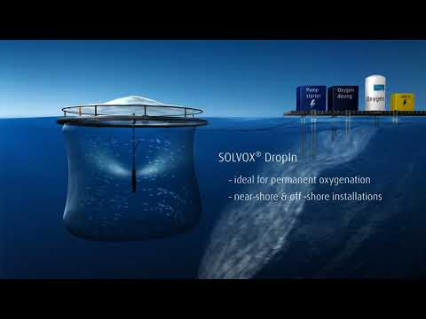 Linde aquaculture - Taking oxygenation to a new level
