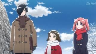AMV - Mikakunin de Shinkoukei [ We are family ]
