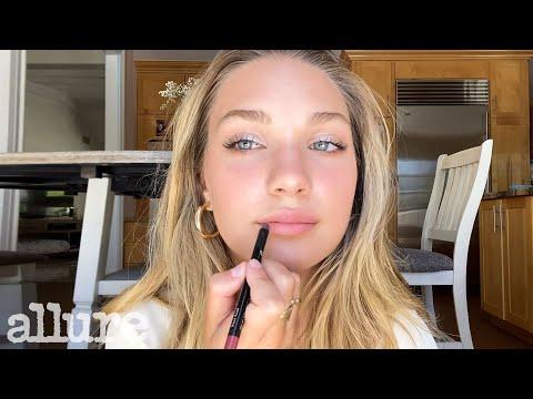 Maddie Ziegler's 10 Minute Makeup Routine | Glamour