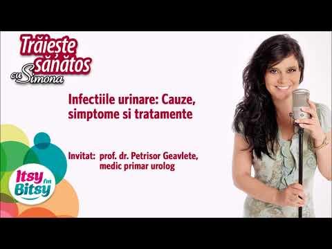Infectiile urinare: Cauze, simptome si tratamente