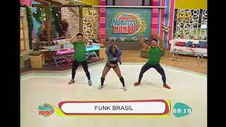 Así fue la presentación de Funk Brasil
