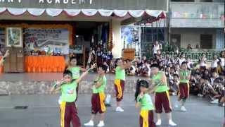 Cheer Dance 2012 @ Holy Infant Academy