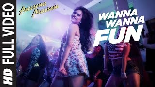 Wanna Wanna Fun FULL VIDEO Song | AWESOME MAUSAM | T-Series width=