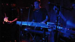 Rendez-Vous - Plasticity (Live @ The Waiting Room, London, 06/09/16)