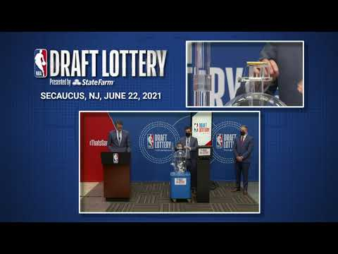 2021 NBA Draft Lottery Presented by State Farm