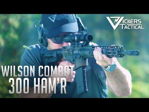 Wilson Combat 300 HAM'R 4K