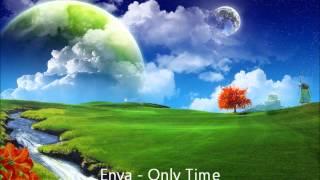 Enya - Only Time (Instrumental version)