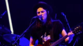 James Bay - Best fake smile live in LA Ace Hotel May 19th 2015