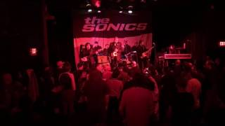 "The Sonics ""Have Love, Will Travel"" Live at The Ritz San Jose 10-16-16"