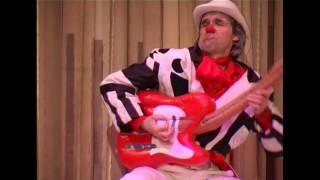 Lex van Someren - als Clown Lexis (Guitar Act)