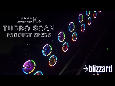 Product Specs Quickie: Turbo Scan™ and LOOK™