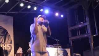 Kevin Gates X A3C Festival X BET Music Matters performance Live
