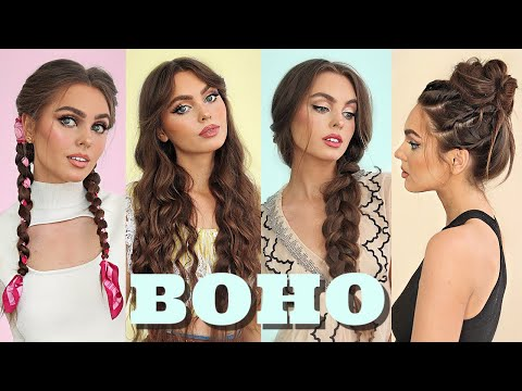 quick HEATLESS hairstyles for summer🌻 summer hairstyles 2021