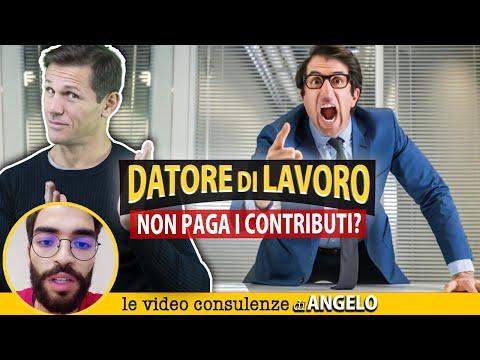 Se il DATORE NON PAGA I CONTRIBUTI che fare?  | Avv. Angelo Greco