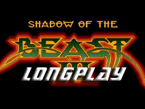 Shadow of the Beast III (Commodore Amiga) Longplay