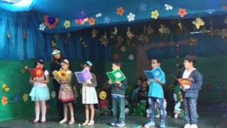 Festa da Primavera 2014 Itiro Muto 1°B