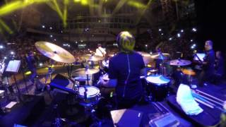 Robertinho Marçal - DrumCam - Raimundo Fagner - (Fanatismo)