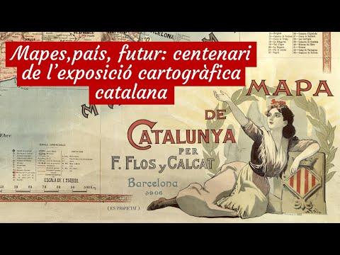 Exposició «Mapes, país, futur: centenari de l'exposició cartogràfica catalana (1919)»