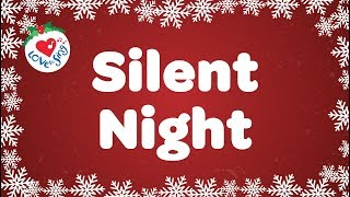 Silent Night with Lyrics Christmas Carol Sung by top Talented Choir