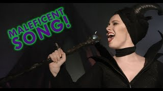 Maleficent Villain Song – UNINVITED – Happy Halloween! (Whitney Avalon)