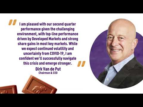 Mondelēz International Reports Q2 2020 Earnings