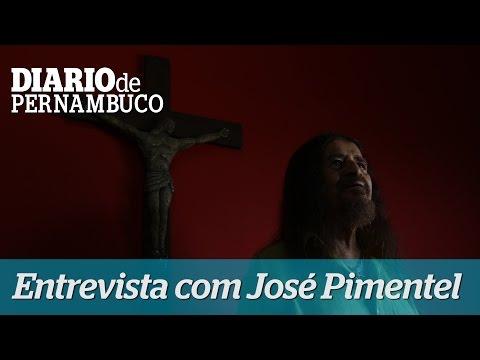 Jos� Pimentel fala do espet�culo da Paix�o de Cristo e do desejo de escrever um livro