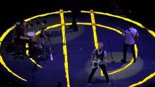 U2 - Volcano (Amsterdam, September 12 2015)