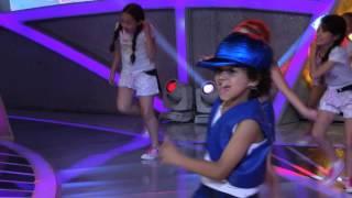 Programa Raul Gil - Léo (Lepo Lepo) - Eu e as Crianças