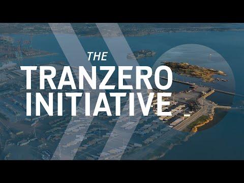 Presskonferens The Tranzero Initiative