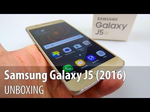 Samsung Galaxy J5 (2016) Unboxing în Limba Română