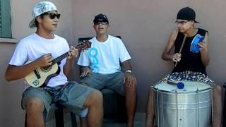A Batucada te pegou - Toin(cavaco) Zinho(percussão) feat. Marcelo