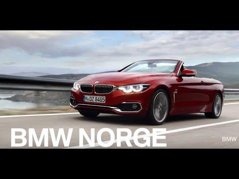 The new BMW 4 Series Coupé, Gran Coupé and Convertible