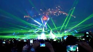 Headhunterz - Reignite (Feat. Malukah) @ Defqon 1 2012 Endshow Stage Red [FULL HD]