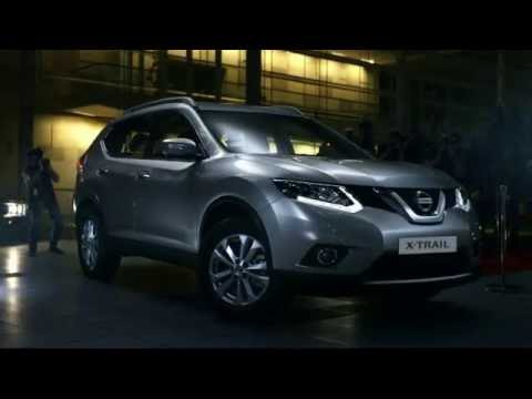 All-new Nissan X-Trail Official TVC