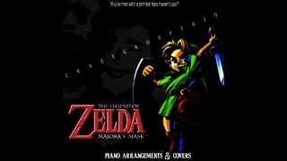 Zelda: Majora's Mask | Chasing Skull Kid (Piano Cover)
