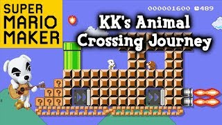 Super Mario Maker - KK's Animal Crossing Journey