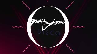 Grace Jones - The Disco Years Boxset - Available 4th May 2015 on CD, Vinyl, Digital & Blu-Ray