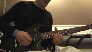 Eros Ramazzotti & Tina Turner - Cose della vita - guitar solo