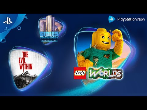 PlayStation Now - February New Games | PS4